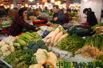 东营:冷空气和雾霾助力推高菜价 ()