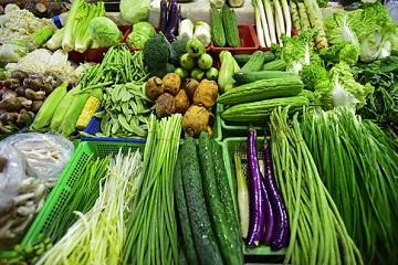 山东蔬菜价格或将稳中上涨 ()