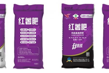 亿丰年红薯专用有机肥料