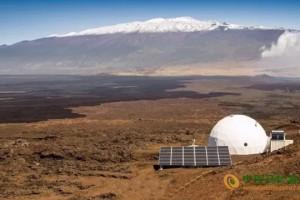 中国首个火星模拟基地落地青海:地貌与火星相似 ()