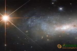 天文学家解开了六百年的谜团 ()