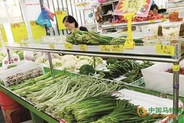 湖北武汉:蔬菜供给减缓 菜价涨进4元区 ()