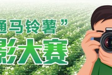 """""""昭通马铃薯""""摄影大赛面向全国征集摄影作品,最高奖励20000元!"""