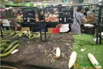 台风贝碧嘉影响海口蔬菜价格 ()