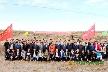 甘肃:马铃薯机械化栽培研讨会