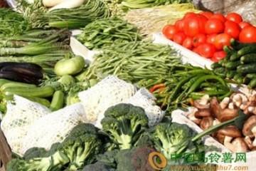 北京新发地:菜价小幅上涨 ()