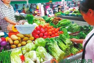 珠海:叶菜价格季节性下行 ()