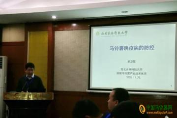 滕州:召开马铃薯晚疫病防治会议